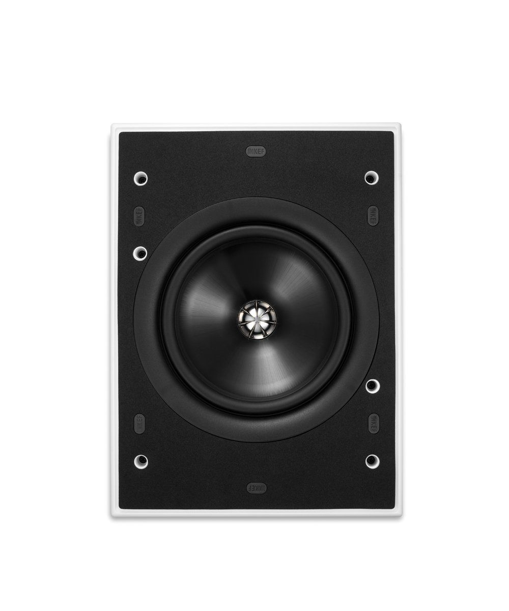Ci200QL In-Wall / In-Ceiling Thin-Bezel Rectangle Loudspeaker Front