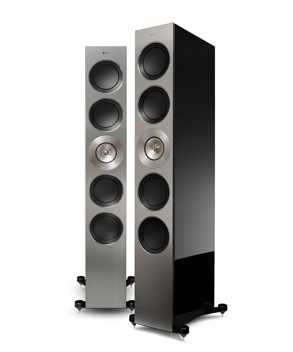 Reference 5 Ultimate Hifi Floorstanding Speaker Kef Direct