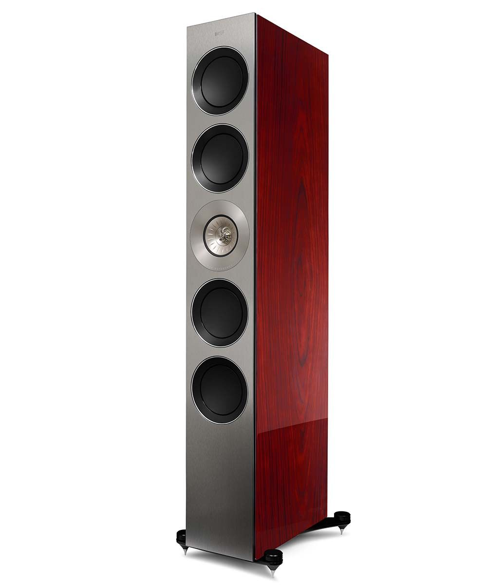 KEF Reference 5 Luxury Rosewood
