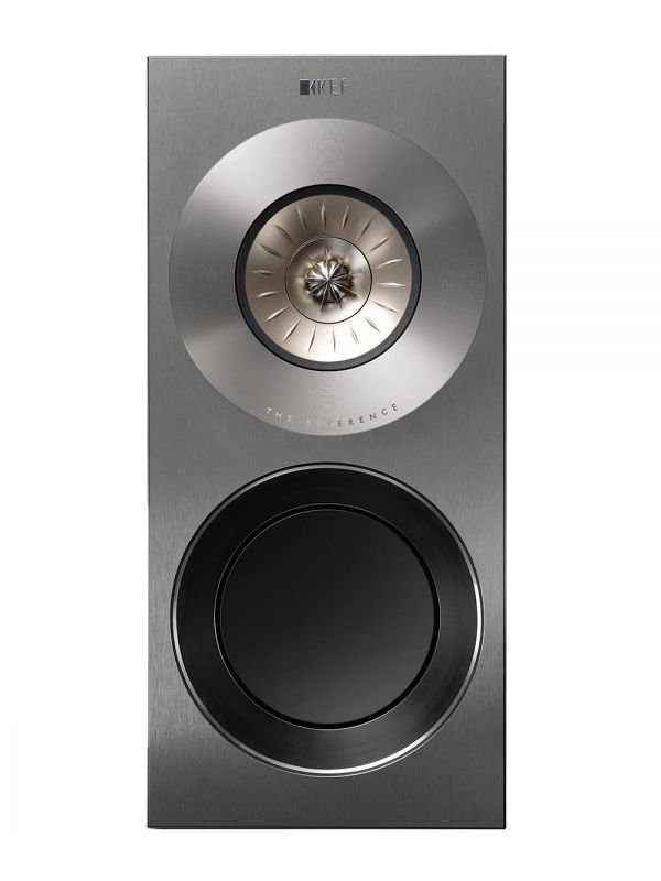 KEF Reference 1 Front of Speaker