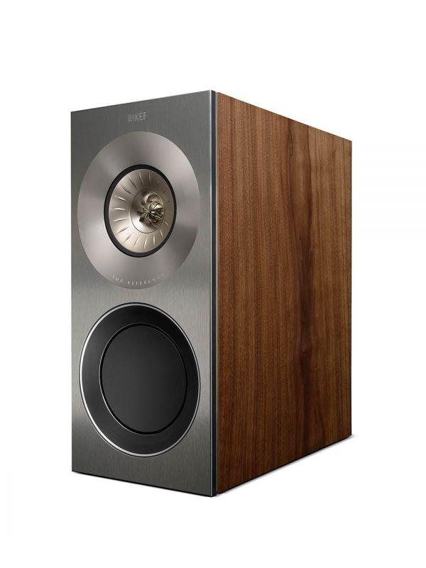 KEF Reference 1 in Satin Walnut