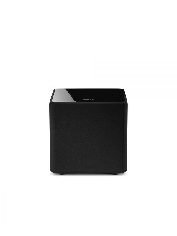 KEF KUBE 8b Compact High Performance Subwoofer Front