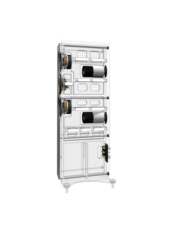 The Reference Series Cabinet X-Ray