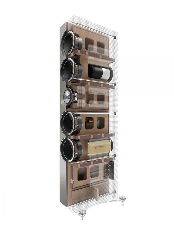 KEF Reference 5 Internal X-Ray