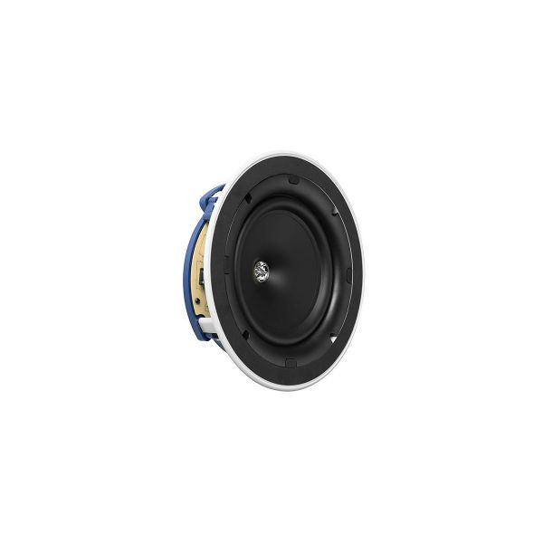 KEF Ci200.2CR Round In-Ceiling Speaker Font Side no Grill