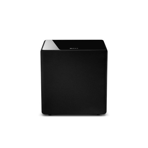 KEF KUBE 10b Compact High Performance Subwoofer Front