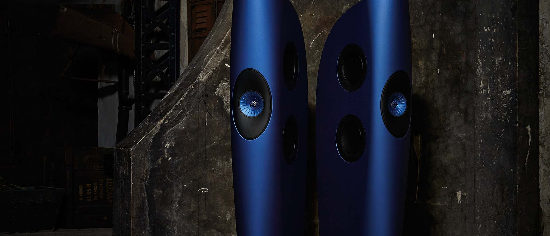 KEF Flagship Speakers