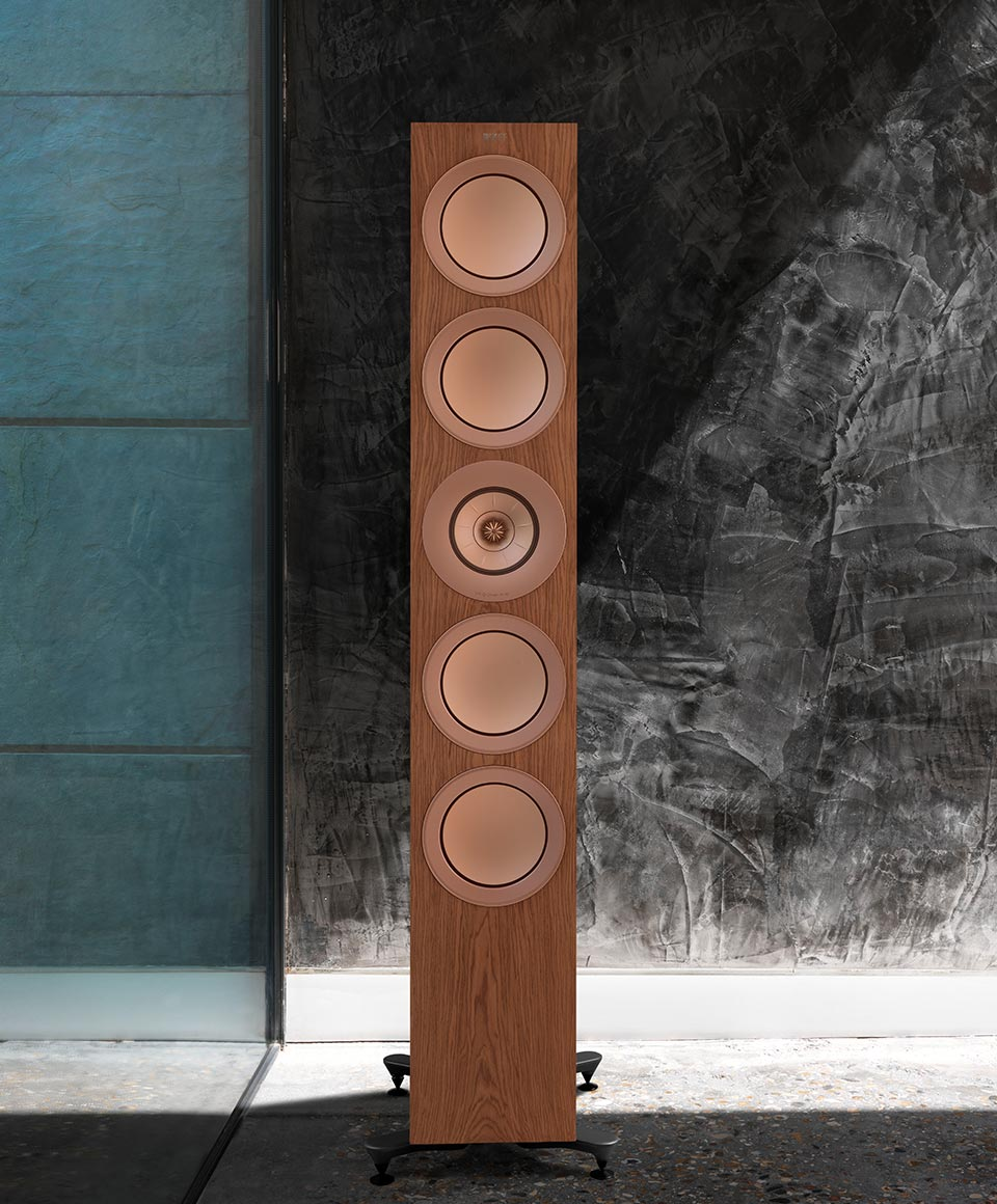 KEF Floorstanding Speakers
