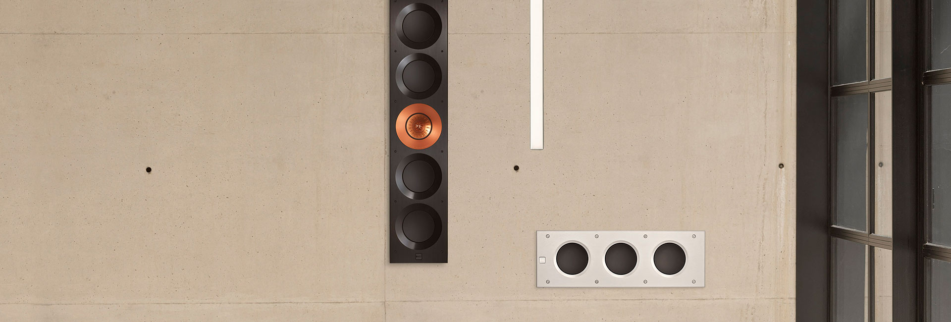 KEF Custom Installation Architectural Subwoofers