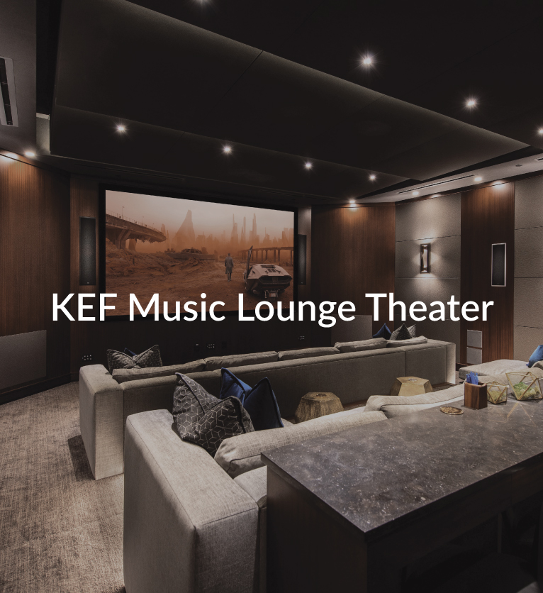 KEF R Series Perfect for Movies, Home Theater, Dolby Atmos, and Stereo