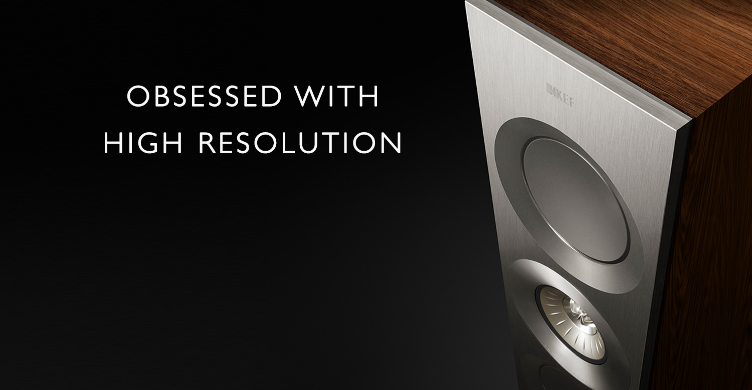 KEF B-Stock and Re-Certified Product