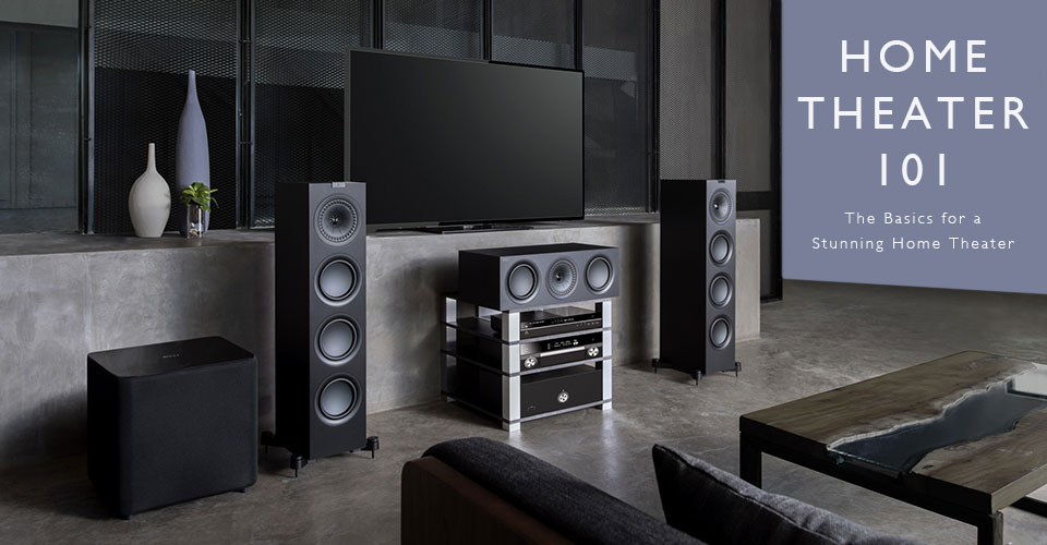 Home Theater 101: Basic Rules for Optimizing Your Home Theater System