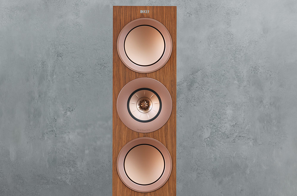 KEF Q Series Uni-Q Driver Array