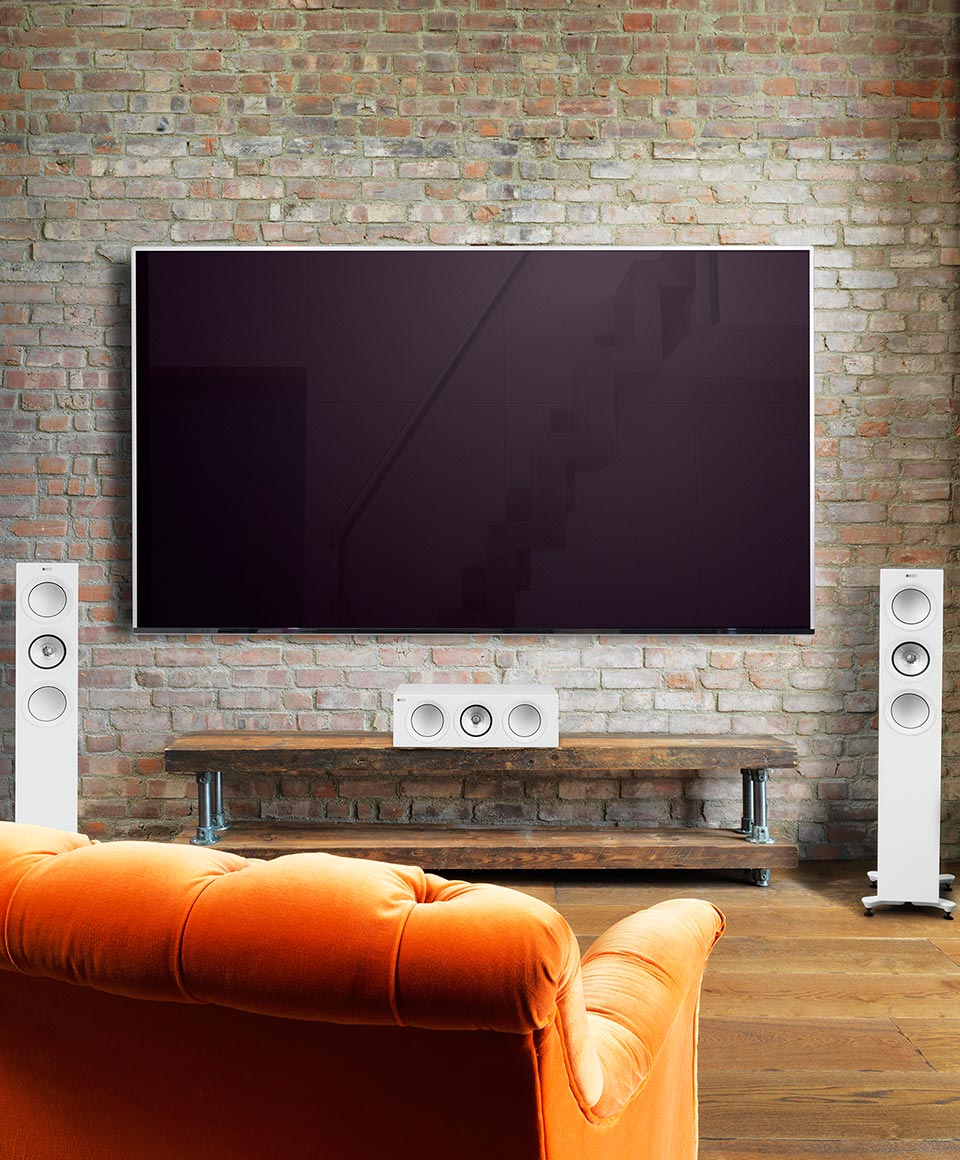 KEF R Series Sound is the real story