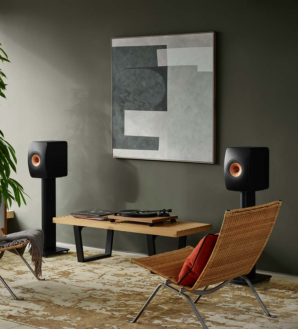 KEF S2 Speaker stand for LS50 Meta and LS50 WIRELESS II