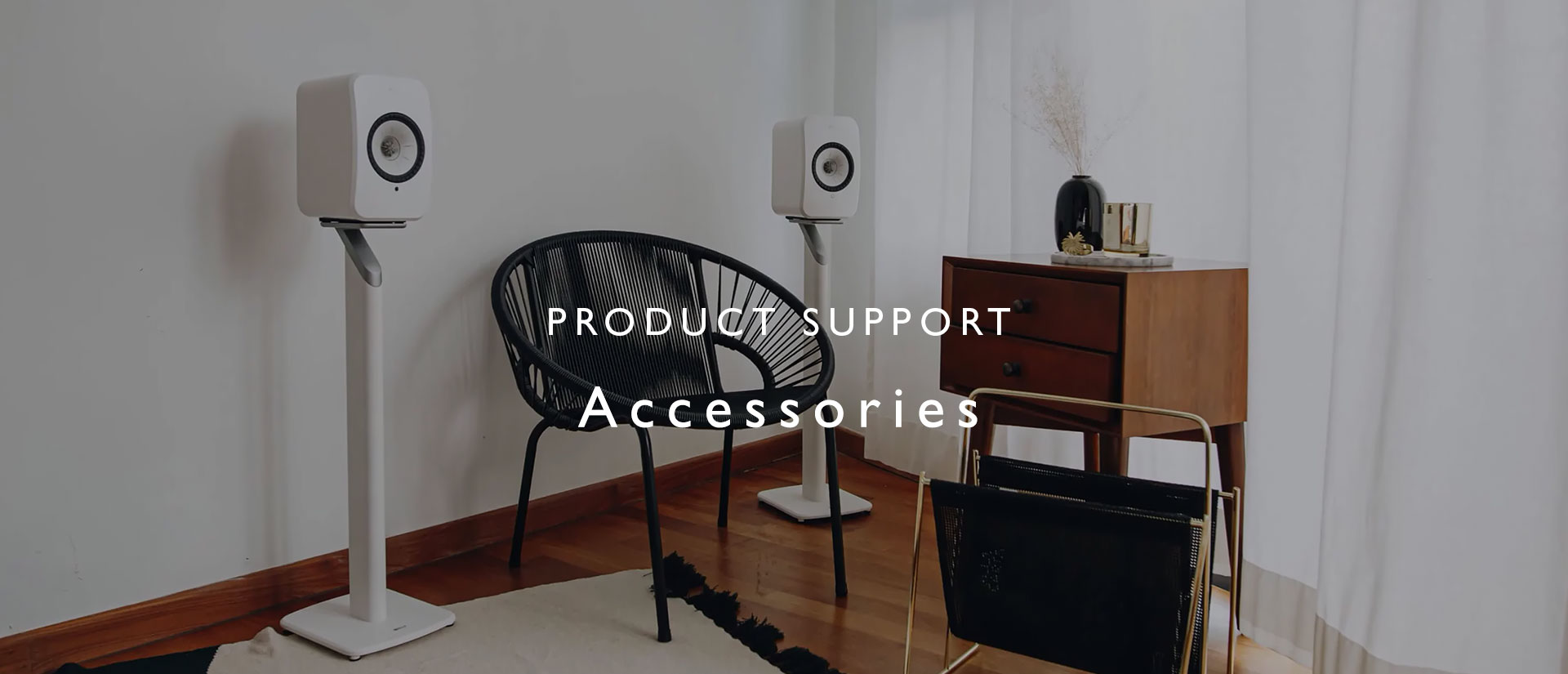 KEF Stands and accessories Product Support and Downloads