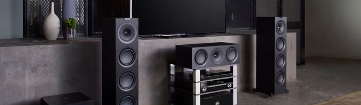 KEF Q Series Q650c Center Channel Speaker